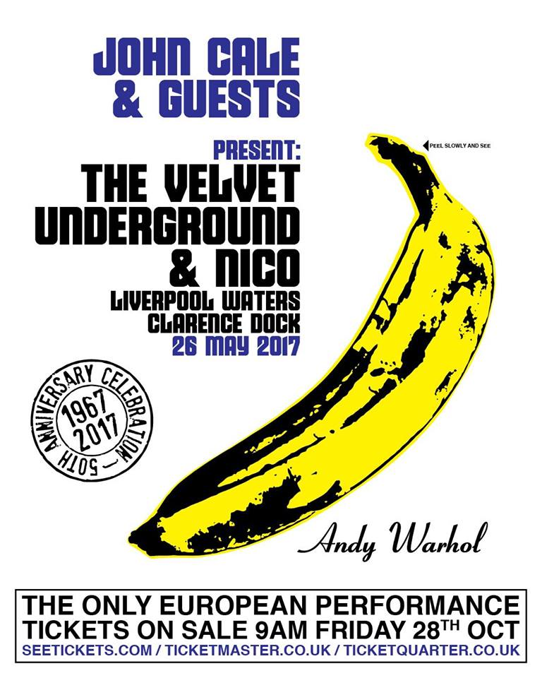 John Cale Presents The Velvet Underground