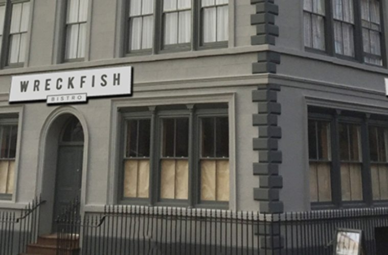 Chef Gary Usher Smashes UK's Largest Ever Kickstarter Campaign For A UK Restaurant - Wreckfish Liverpool Is Coming! 4