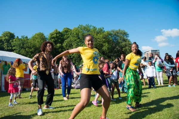 Free Dance, Music & Instrument Workshops At Africa Oyé's Anniversary Festival