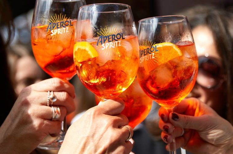 Aperol Spritz Gets Set To Kick-Start The Summer Evenings With A Series Of Rooftop Events