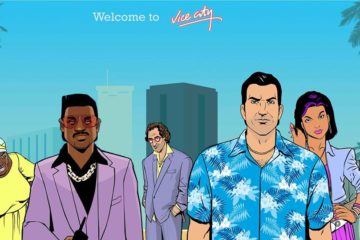 GTA Vice City Party Liverpool