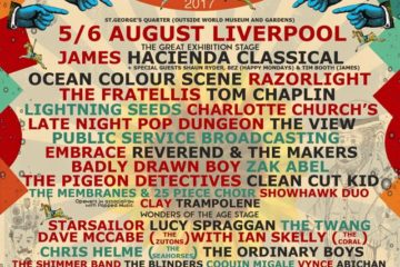 Hope & Glory Festival Liverpool
