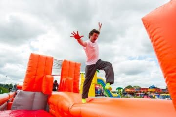 Inflatable Obstacle Course Haydock