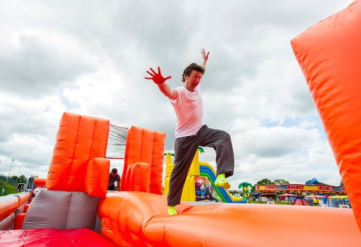 World's Longest Inflatable Obstacle Course Is Coming To Merseyside 1