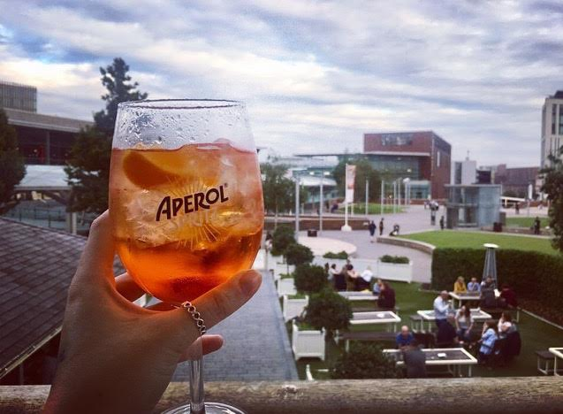Aperol Spritz Masterclass Arrives In Liverpool As It Is Dubbed The Drink Of The Summer 1