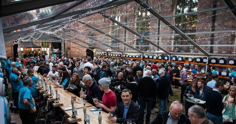 The Bombed-Out Church Cider & Beer Festival Returns For 2017.