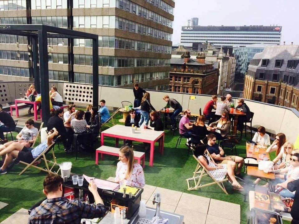 HUS Liverpool Rooftop