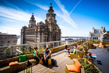 Liverpool's Best Beer Gardens & Outdoor Spaces 4