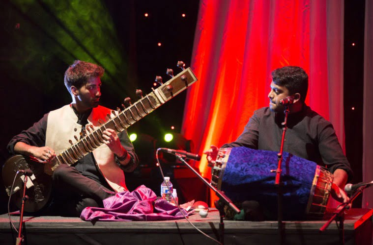 Contemporary Indian Music Ensemble TARANG To Premiere Innovative New Album 1