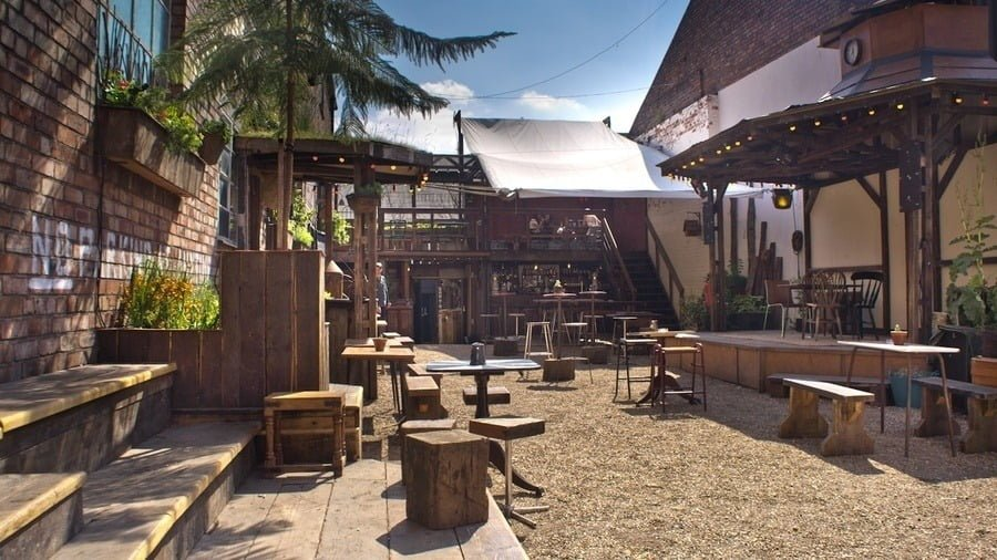 Liverpool's Best Beer Gardens & Outdoor Spaces 6