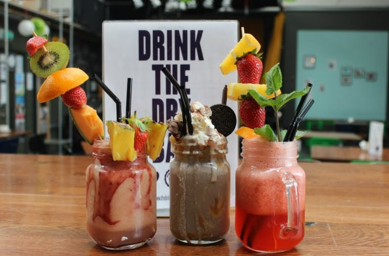 The Brink Shakes Things Up With Launch Of New 'Frealth' & 'Freak' Shakes 2