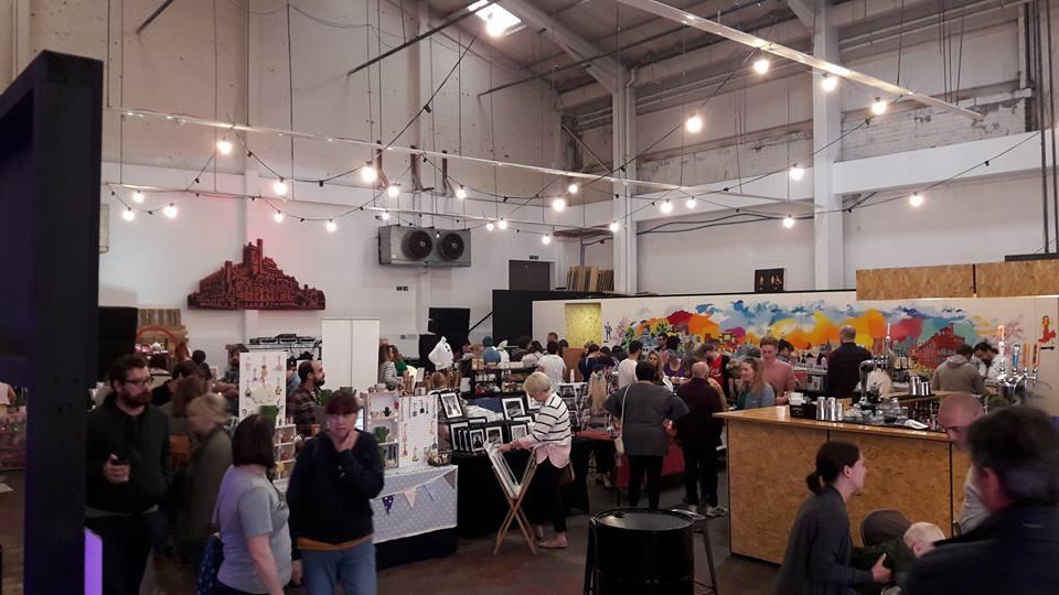 Liverpool Makers Market Baltic Market