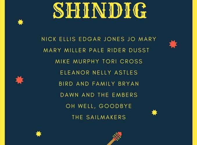THE MUSIC MANUAL PRESENTS…SUMMER SHINDIG FULL LINE UP REVEALED