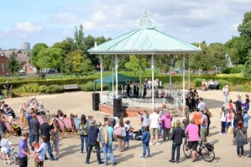 Fun In The Sun At Stanley Park's Summer Garden Party 26th August 1