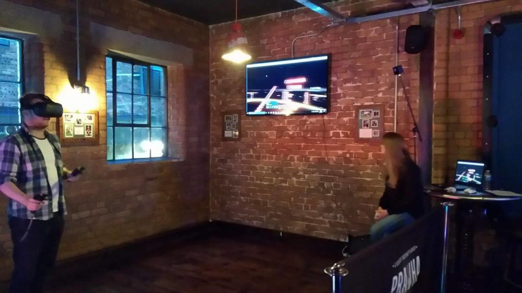 VR-Here Boston Pool Loft Liverpool