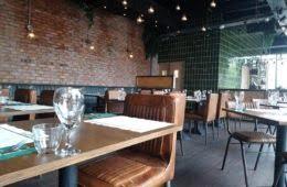 Courtyard Bar and Kitchen
