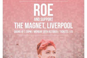 ROE Singer Liverpool gig