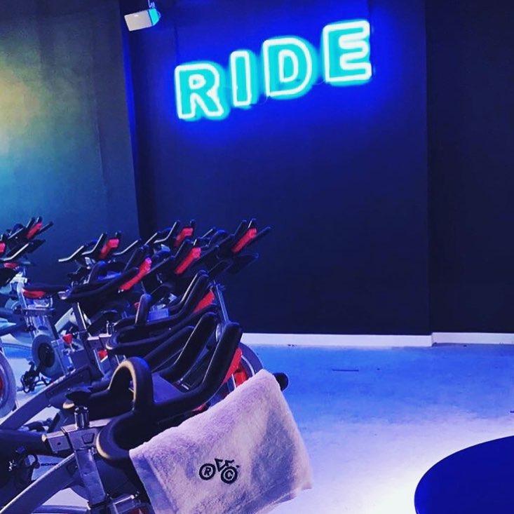 Rise Cycle Studio