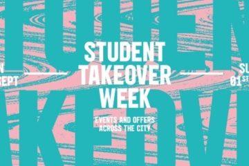 Student Takeover Week