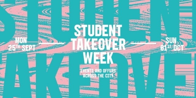 Student Takeover Week Brings Loads of Student Discounts
