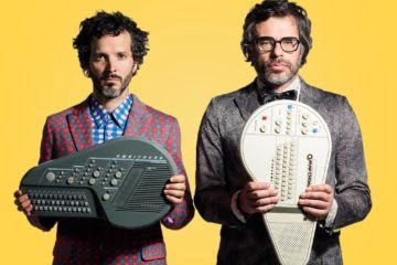 Flight of the Conchords UK tour