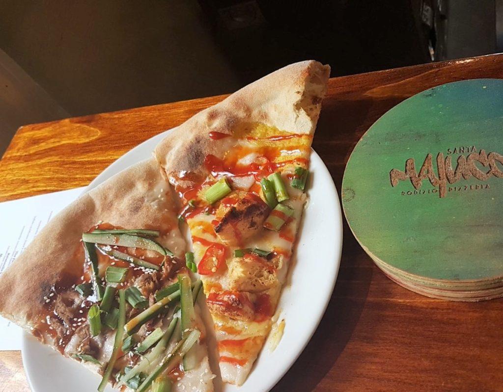 Santa Maluco Pizza Liverpool