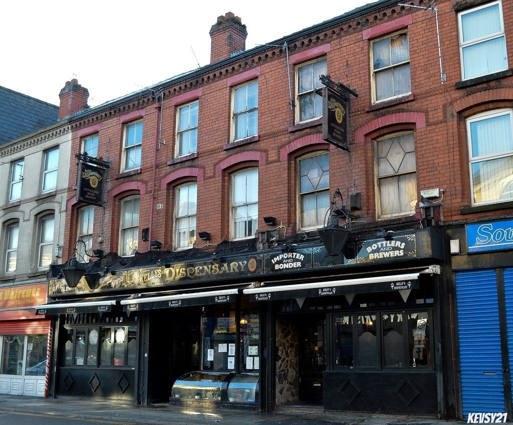 Kelly's Liverpool