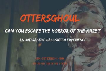 Ottersghoul Horror Maze details