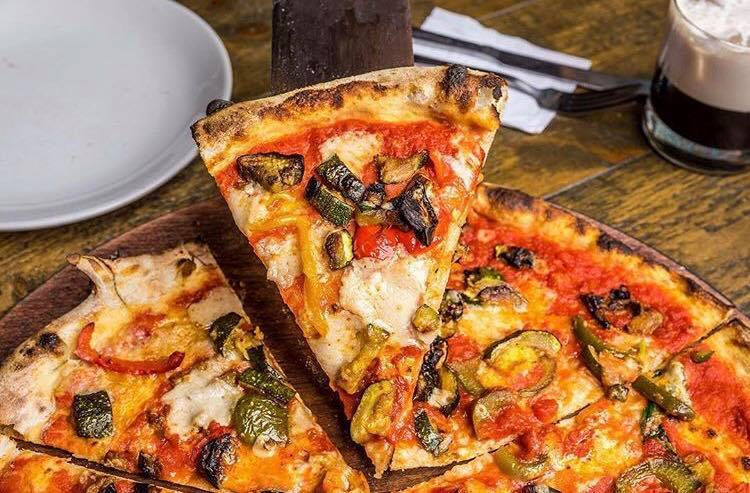 Vegan Mondays have begun at Rodizio Pizza Place Santa Maluco
