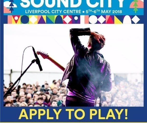 Sound City 2018 Artist Applications Now Open