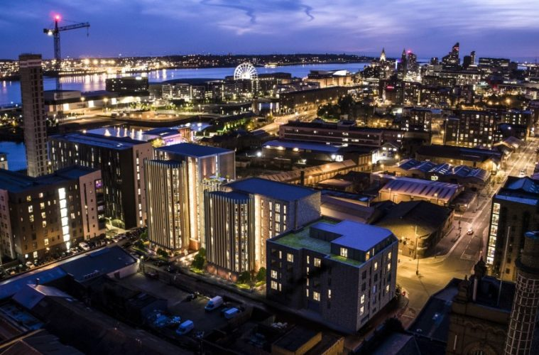 Sound City will take place across Liverpool's Baltic Triangle in the spring 2018 1