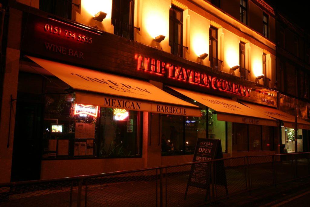 Tavern Co Liverpool