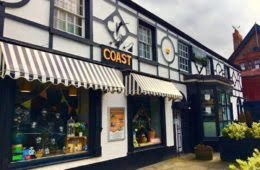 Coast Coffee - Coffee, Cake and Coasties in the Heart of Woolton Village 1
