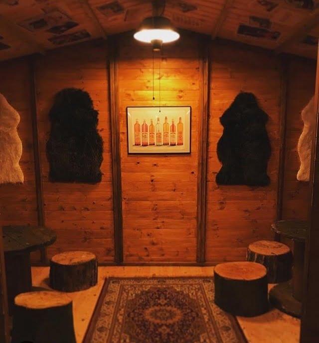 Kiosk Bar Mont Blanc Liverpool