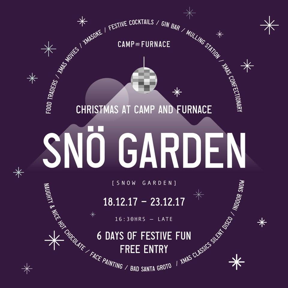 Sno Garden Camp & Furnace