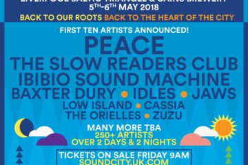 Sound City 2018 - first ten names revealed - FINAL
