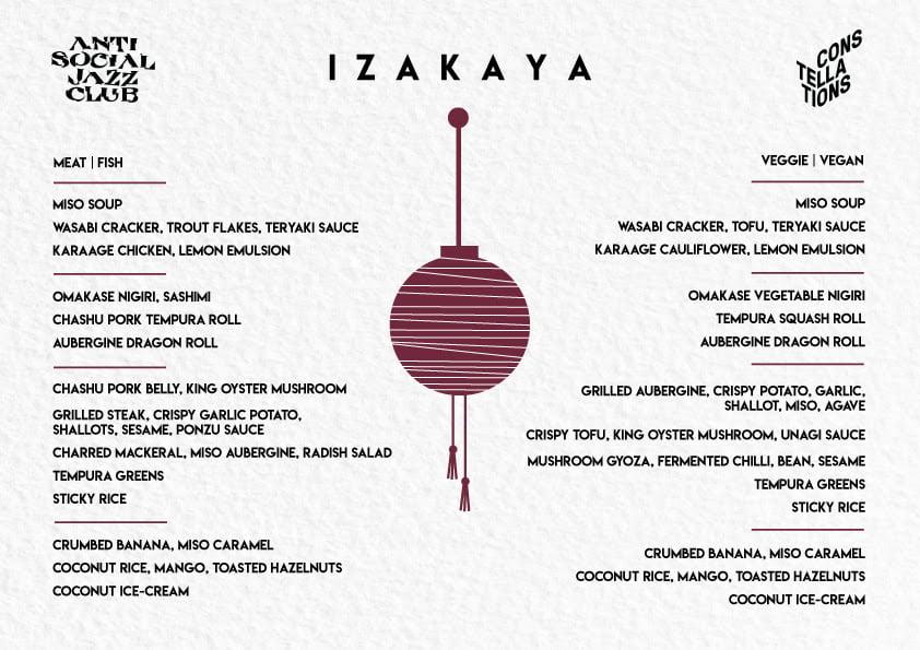 Izakaya at Constellations