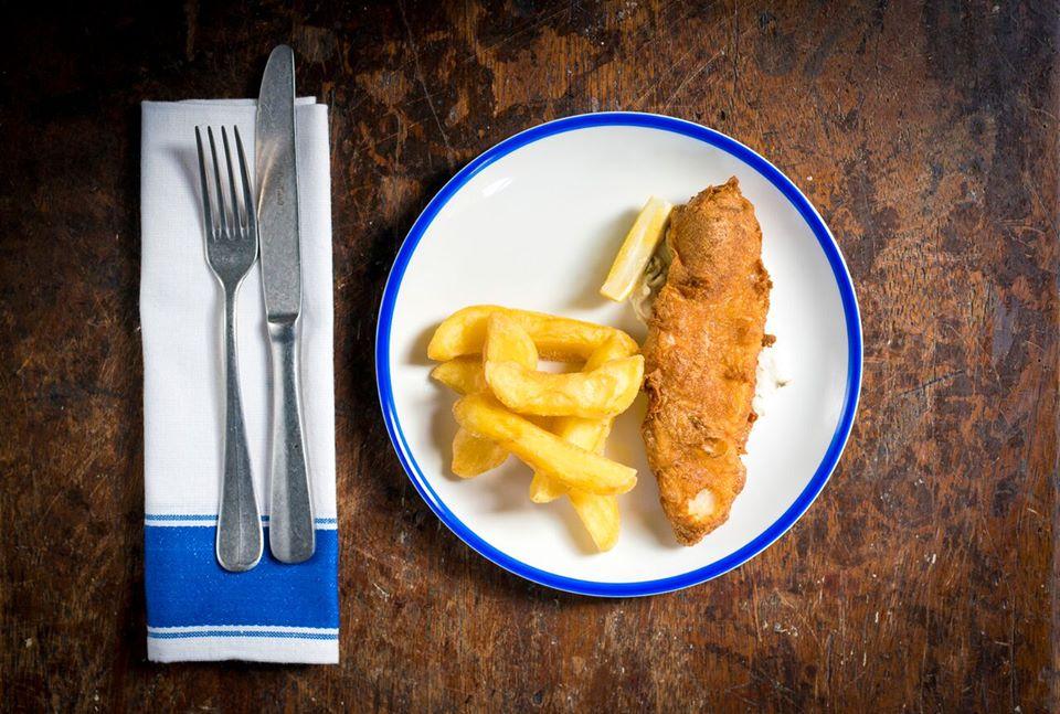 fish and chips bay horse tavern