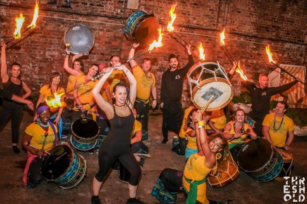 Threshold Festival Liverpool