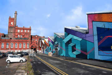 Hinterlands Liverpool