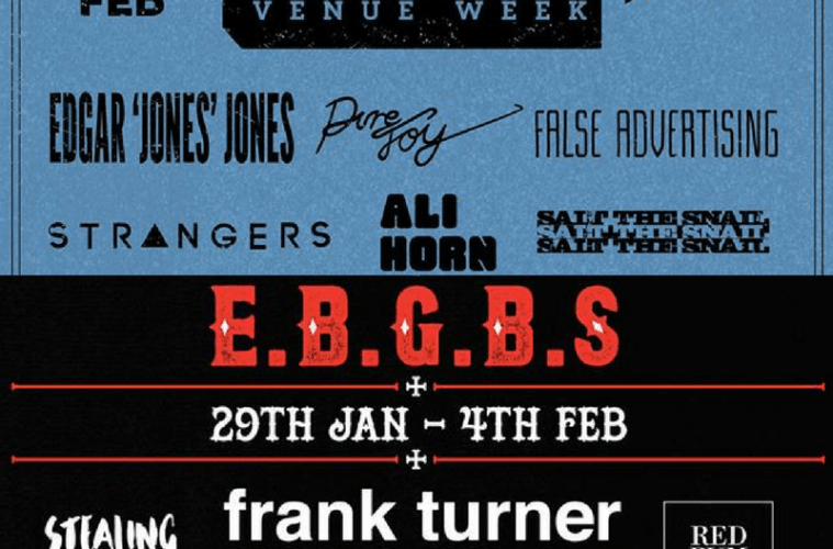 Liverpool Independent Venue Week: EBGBS & The Jacaranda Gigs Preview 1