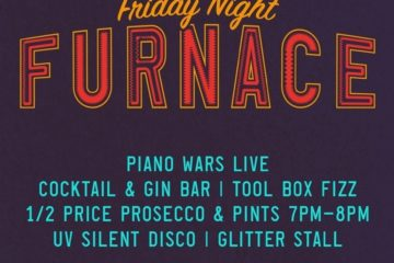 Friday Night Furnace Camp & Furnace