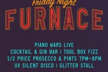 Friday Night Furnace Camp & Furnace