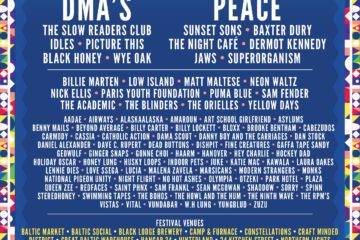 Sound City for May 2018 - new names revealed