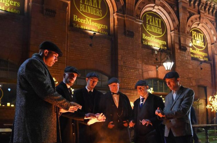 The Peaky Blinders Bar