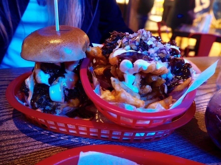 Almost Famous Burgers Liverpool