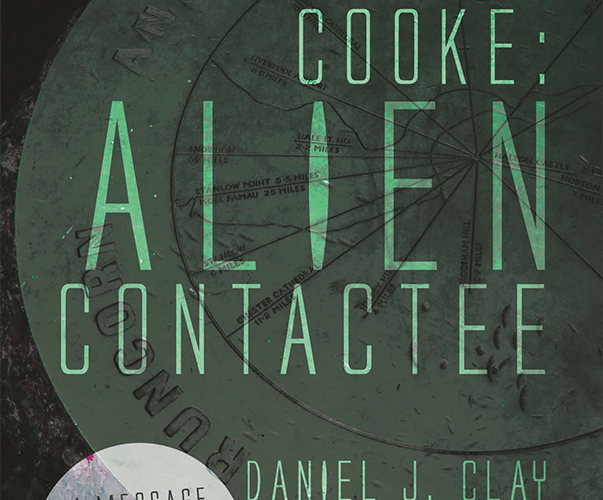 The curious tale of a local man's alleged alien encounter has been turned into a book by a Liverpool author