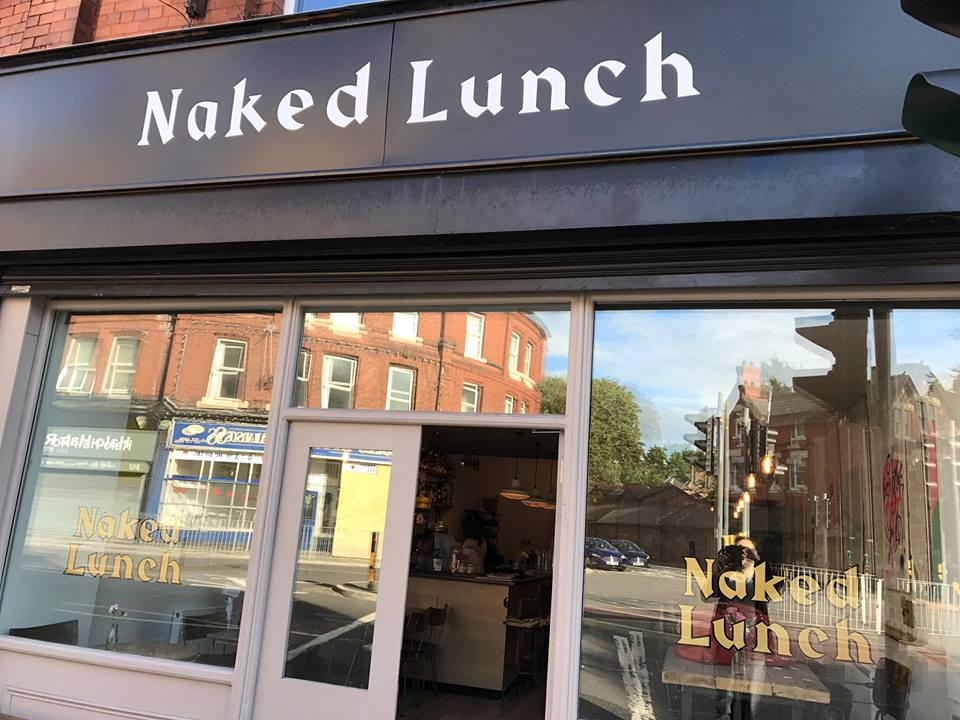 lunch cafe Naked