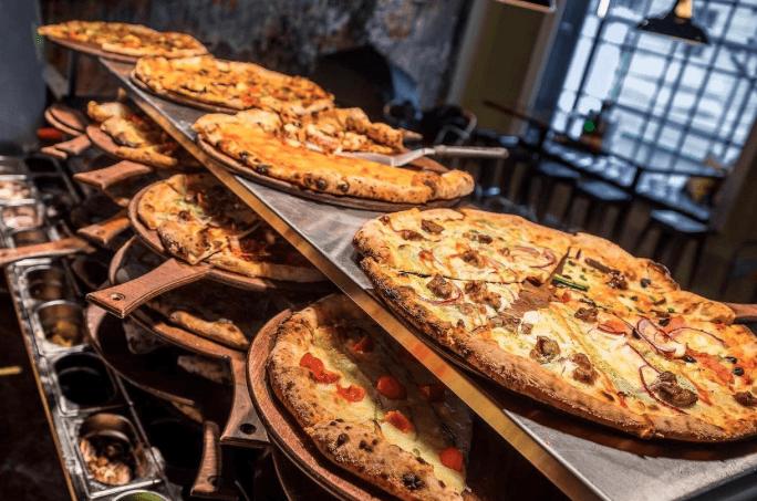 Santa Maluco Pizzas