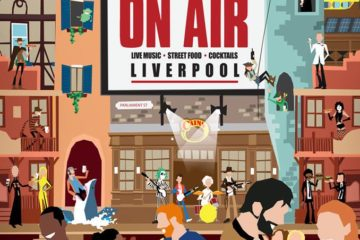 On Air venue Liverpool